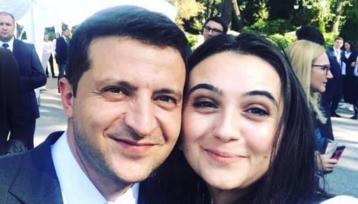 Действительно ли пресс-секретарь Зеленского беременна от президента?
