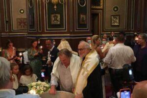 Принимает православие Жерар Депардье в Париже